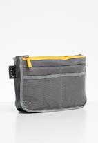 Escape Society - Cosmetic travel organiser - grey