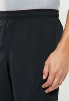 Under Armour - Woven graphic wordmark shorts - black