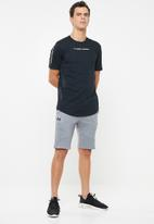 Under Armour - Unstoppable knit shorts - grey