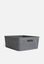 Storage Solutions - Storage basket - grey