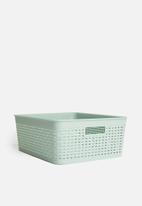 Storage Solutions - Storage basket - green