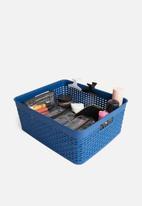 Storage Solutions - Storage basket - blue