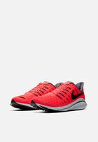 Nike - Air Zoom Vomero 14 - bright crimson/black-dark grey