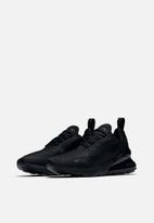 Nike - Air Max 270 - Triple Black