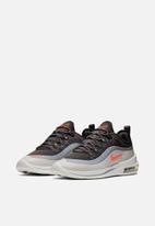 Nike - Air Max Axis  - thunder grey / total orange-platinum tint