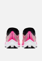 Nike - Zoom fly 3 - pink blast / black-atmosphere grey