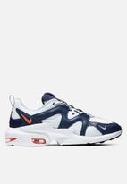 Nike - Air Max Graviton - blue void / total orange-white