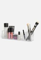 Eleganza - Make-up organiser large - clear