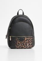Call It Spring - Rosablanche backpack - black & brown