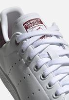 adidas Originals - Stan Smith - ftwr white / collegiate burgundy
