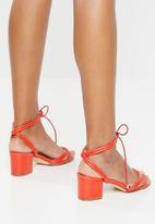 Madison® - Ember heel - orange
