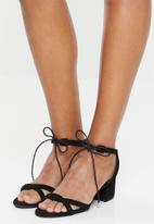Madison® - Ember heel - black