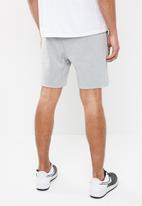 Nike - Nsw tech fleece shorts - grey