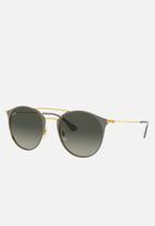 Ray-Ban - Retro round sunglasses 52mm - grey