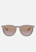 Ray-Ban - Erika brown gradient RB4171 600068 54 - neutral