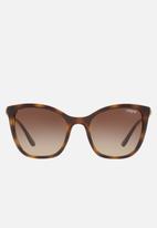 Vogue - Vogue 0vo5243sb  brown gradient - brown & black