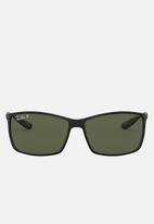 Ray-Ban - Liteforce polarized sunglasses 62mm - black & green