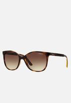 Vogue - Vogue 0vo5032s  brown gradient 54mm - dark havana