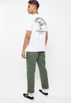 Cotton On - Tbar art short sleeve tee - white