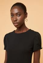 Superbalist - Shift dress - black