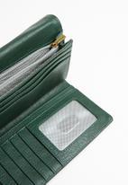 Fossil - Logan purse - green