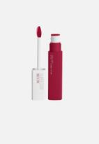 Maybelline - Superstay matte ink pink - front runner 145
