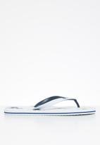 POLO - Eli flip-flop - white
