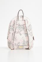 Call It Spring - Rosablanche backpack - pink & white
