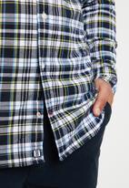 Tommy Hilfiger - Plaid check slim fit shirt - multi