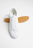 POLO - Oliver leather sneaker - white