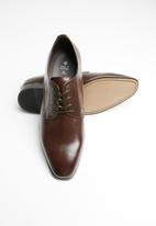 Call It Spring - Abaudien lace-up shoe - brown
