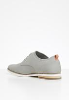 Call It Spring - Lorwerth lace up  - grey