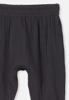 Cotton On - Lucas pants - black