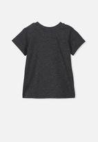 Cotton On - Jamie short sleeve star wars tee - black