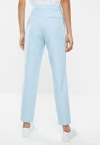 POLO - Tessa basic suit trouser - blue