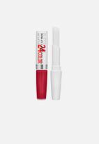 Maybelline - Superstay 24 hour lip colour - 870 optic