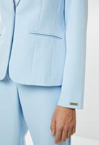 POLO - Tessa basic suit blazer - blue