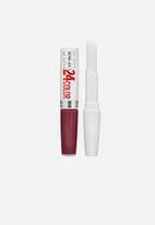 Maybelline - Superstay 24 hour lip colour - 850 frosted