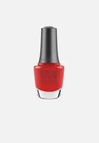 Morgan Taylor - Rocketman nail lacquer ltd edition - put on your dancin' shoes