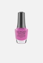 Morgan Taylor - Rocketman nail lacquer ltd edition - tickle my keys