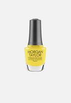 Morgan Taylor - Rocketman nail lacquer ltd edition - glow like a star