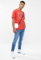 Rip Curl - Station short sleeve tee - red