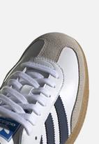 adidas Originals - Samba OG - white / collegiate navy