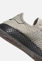 adidas Originals - Deerupt Runner - clear brown / core black / light brown
