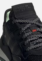 adidas Originals - Nite Jogger - core black / carbon 3M