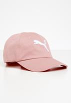 PUMA - Essential cap bridal rose - pink