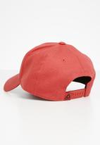 Reebok - Active enhanced baseball cap - red