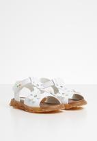 POP CANDY - Girls sandals - white