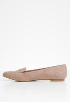 Call It Spring - Rochelle loafer - light pink