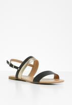 Call It Spring - Vipava sandal - black